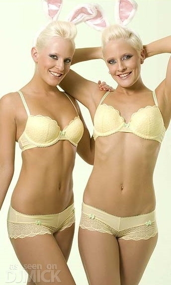 Sexy Zwillinge